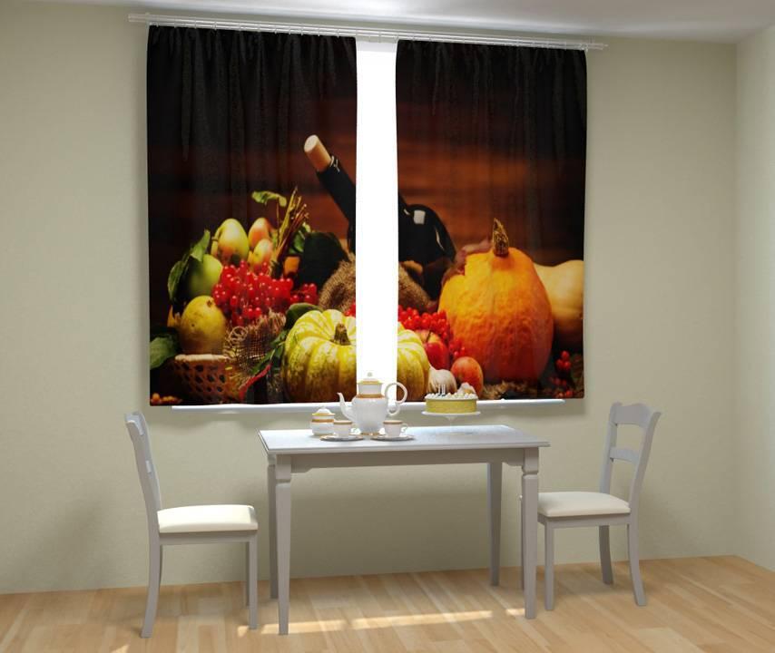 Современные шторы на кухню (140 фото) - новинки эксклюзивного дизайна штор