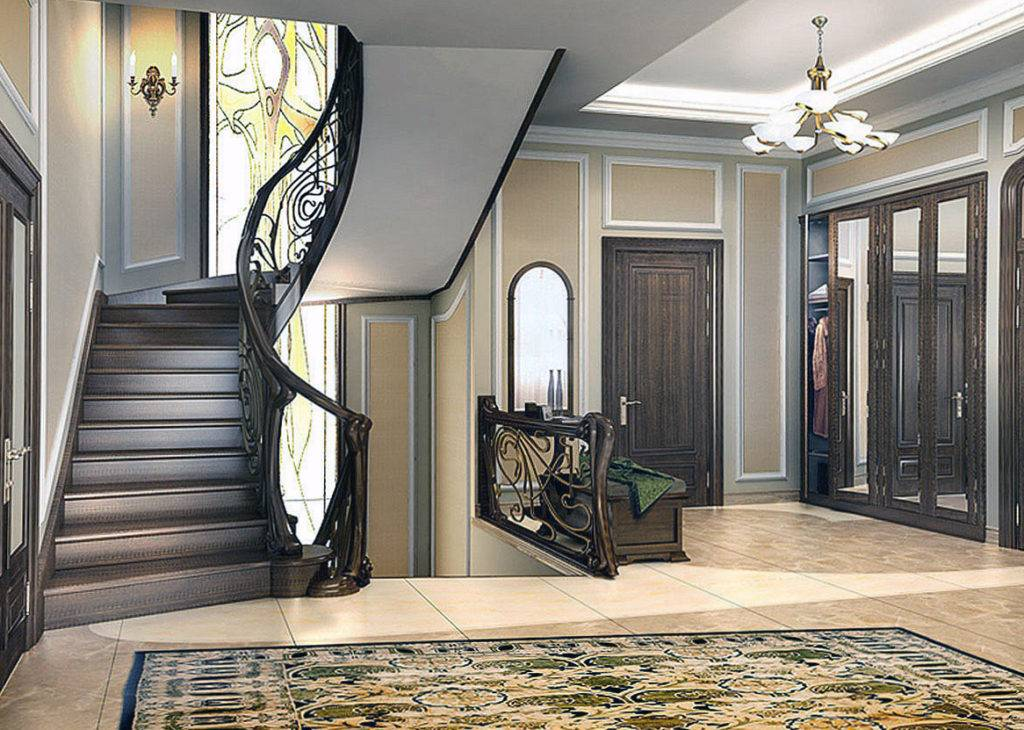 Дизайн прихожей в квартире 2021: 108 фото (реальные) и 5 идей