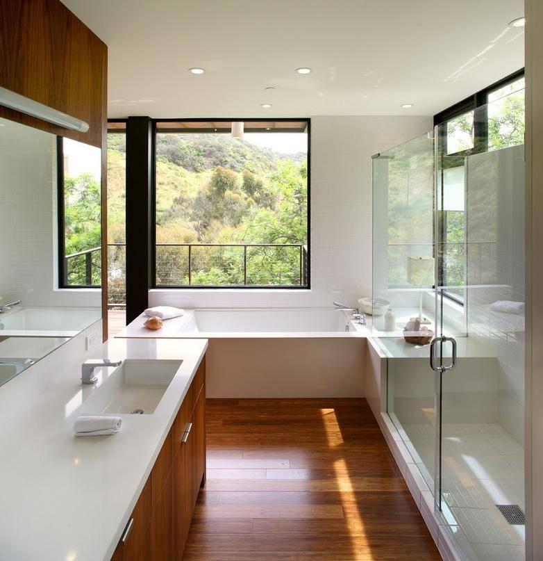 Окно в ванной комнате в частном доме: фото окно в ванной комнате в частном доме: фото