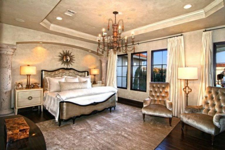 Спальня ар-деко: особенности стиля, выбор цвета и отделки. мебель в интерьере спальни ар деко: фото идеи