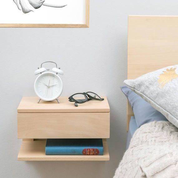 Прикроватные тумбы для спальни: топ-150 фото современного дизайна мебели для спальни