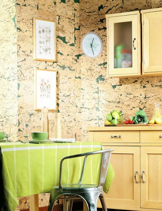 Разнообразие стеновых панелей – универсальный вариант отделки кухни