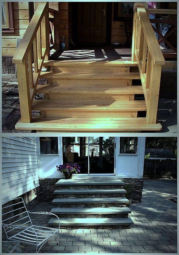 Крыльцо для частного дома: 15 идей дизайна и декора. дом начинается с этого! | красивый дом и сад