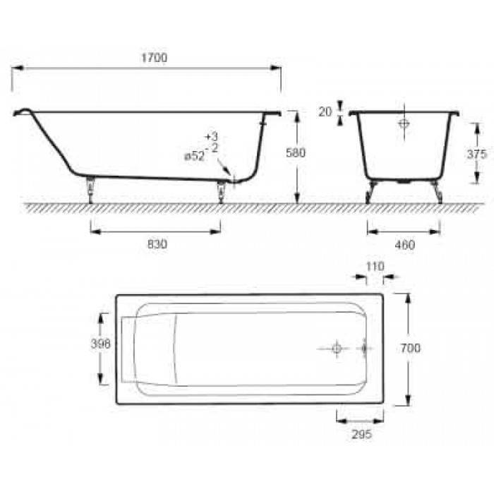 Обустраиваем небольшие ванные комнаты - угловые акриловые ванны: размеры, цены и основные преимущества