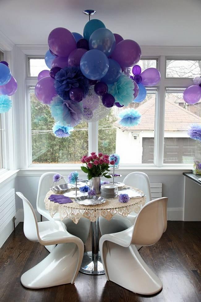 Сервировка стола на день рождения: как красиво накрыть праздничный стол