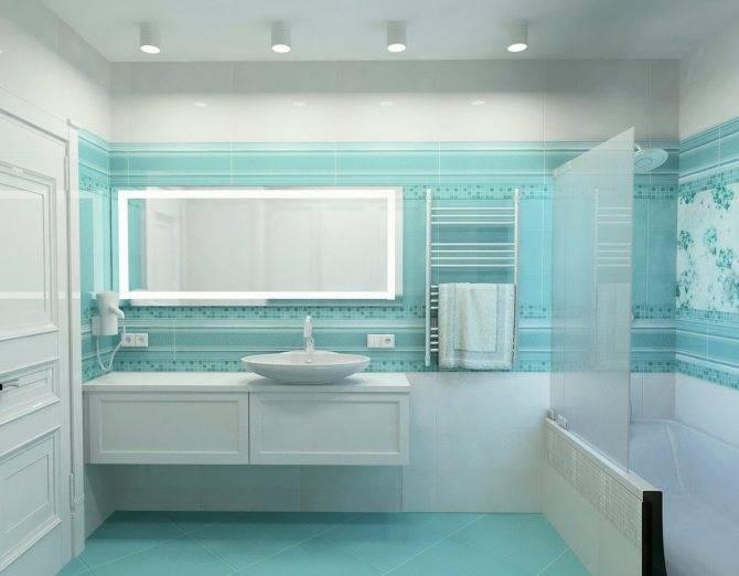 Бирюзовая ванная комната: идеи | ремонт и дизайн ванной комнаты