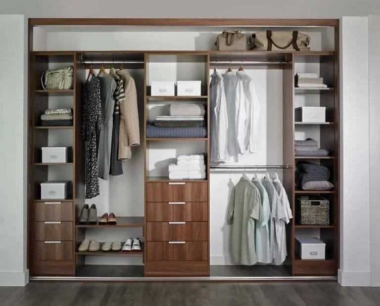 Шкаф купе в спальню + 140 фото всех видов шкафов