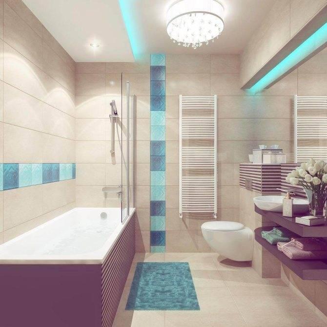 Цвет и стиль ванной в интерьере – оформление и сочетание цветов