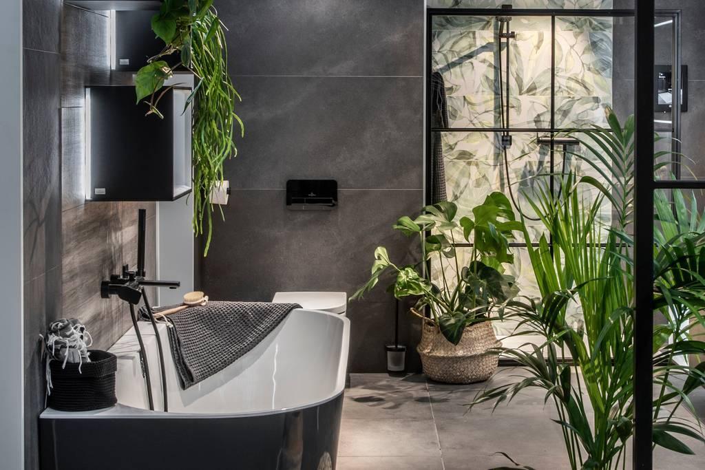 Дизайн ванной комнаты 2020: современные идеи (100 фото)