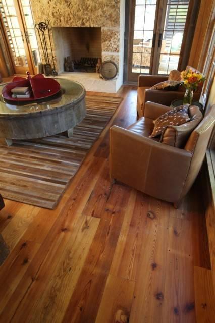 Делаем пол в ванной комнате в деревянном доме