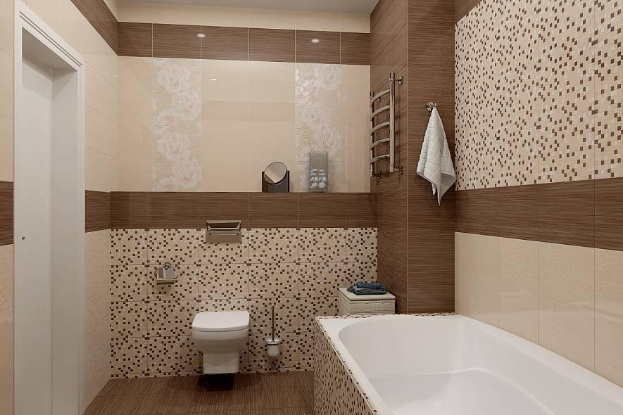 Ванная в бежевом цвете, советы по офрмлению с фото