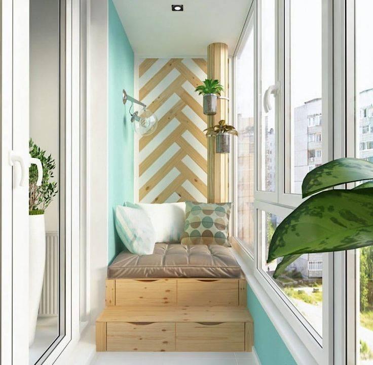 Дизайн маленького балкона (71 фото): идеи оформления лоджии и обустройства в квартире, хрущевке