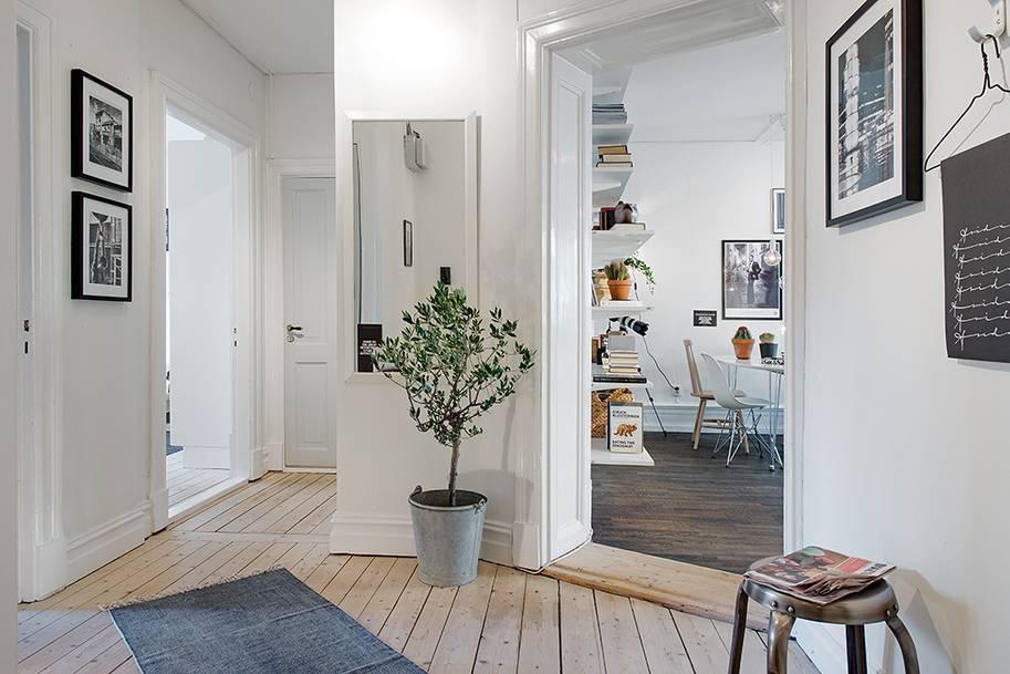Скандинавский стиль в интерьере: нюансы выбора отделочных материалов и секреты финального декора