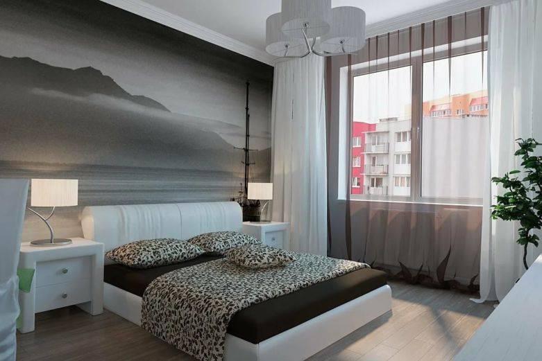 Спальни 12 кв. м., тонкости дизайна - фото примеров