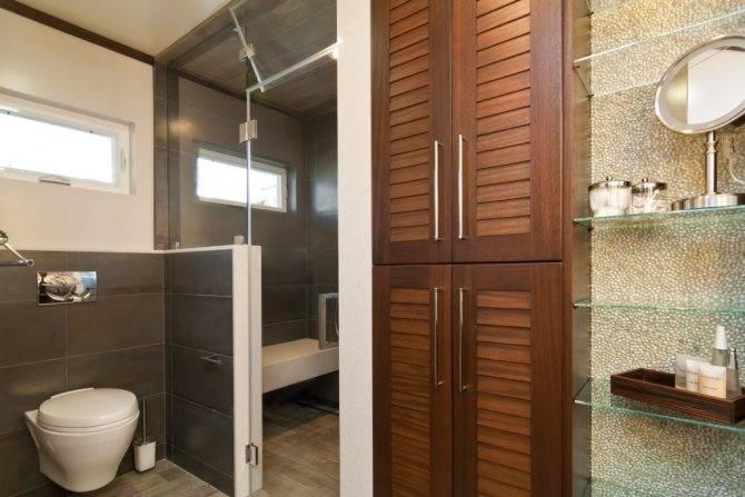 Шкаф в ванную: 110 фото самых лучших решений и стильных сочетаний компановки