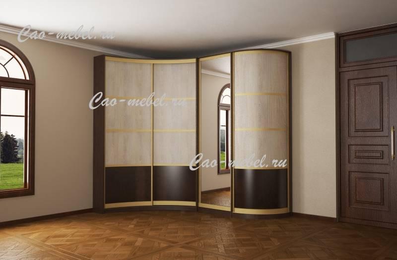 Шкаф-купе с зеркалом: 130 фото рекомендаций по комплектации и дизайну