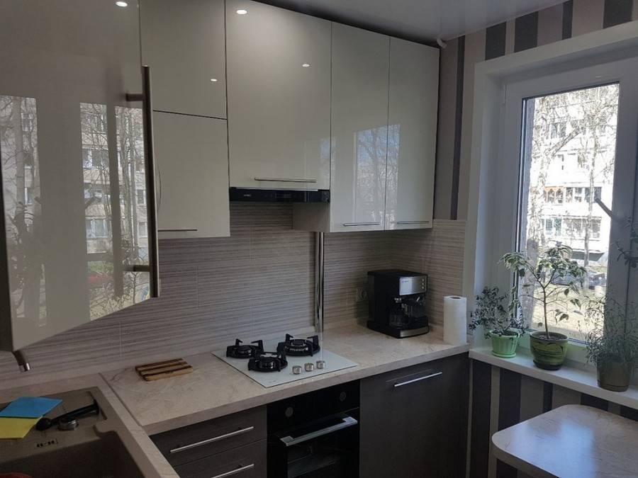 Дизайн кухни в хрущевке 6 кв м — фото и планировка — портал о строительстве, ремонте и дизайне