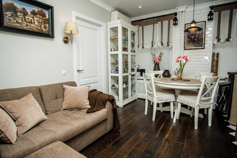 Стиль прованс в интерьере квартиры: фото, идеи дизайна » интер-ер.ру