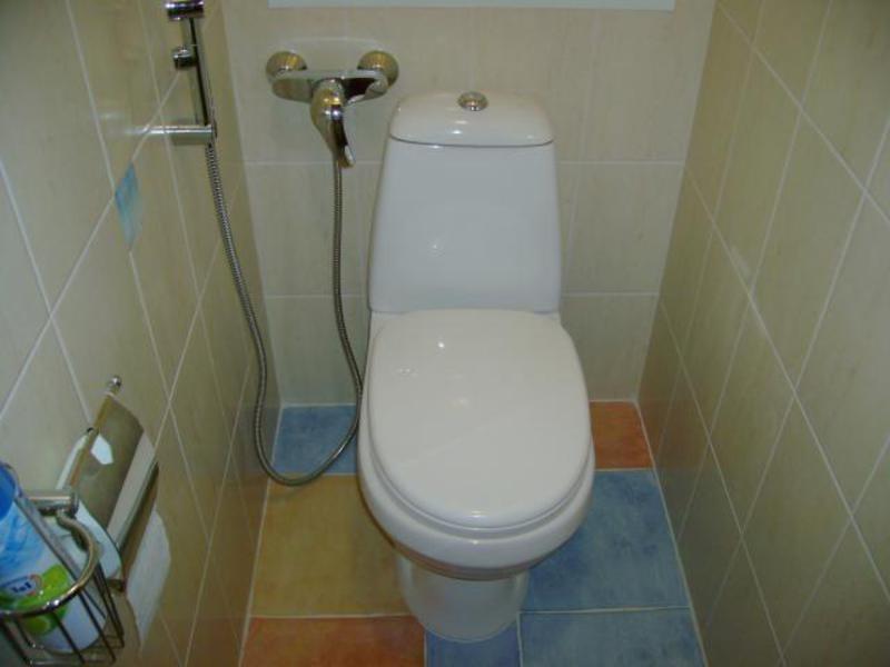 Гигиенический душ для унитаза со смесителем: разновидности, выбор + установка