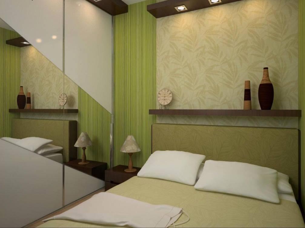 Лучший дизайн для спальни 15-16 кв. м