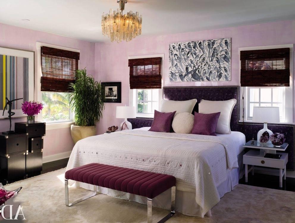 Цветовые решения для интерьера спальни