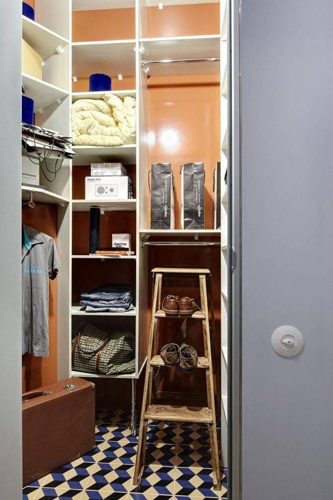 Идеи обустройства кладовок в квартире — советы по выбору дизайна интерьера и лучшие решения по оформлению кладовки (95 фото)