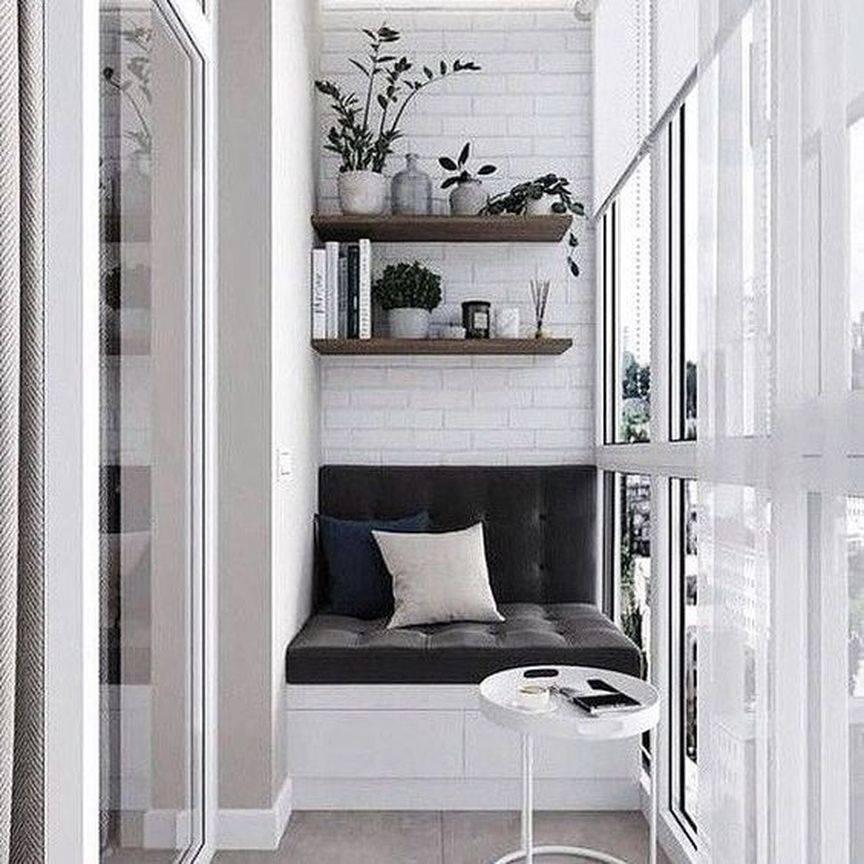 Балкон 3 кв. м. — оригинальные, интересные и красивые решения оформления балкона (120 фото)