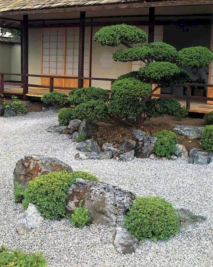 Разные виды японского сада: правила создания стиля
