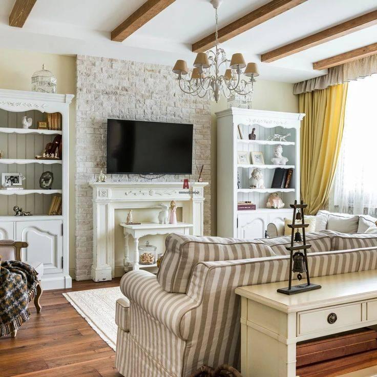 Стиль прованс в интерьере (101 фото) дизайн квартир и домов