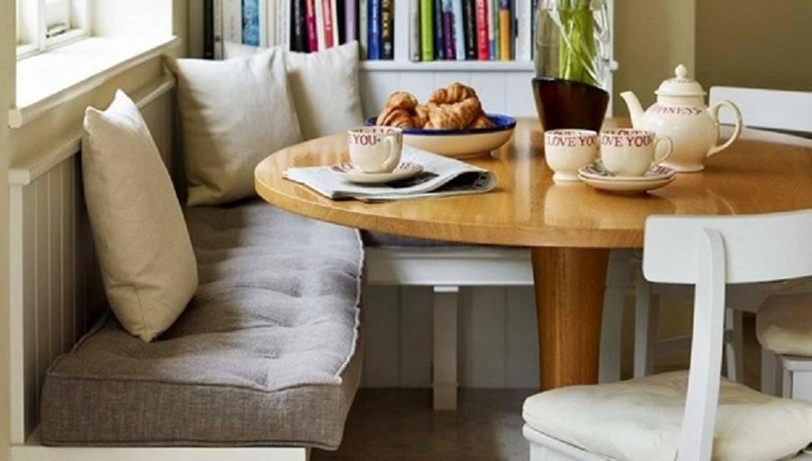 Кухонный уголок своими руками - инструкция по сборке