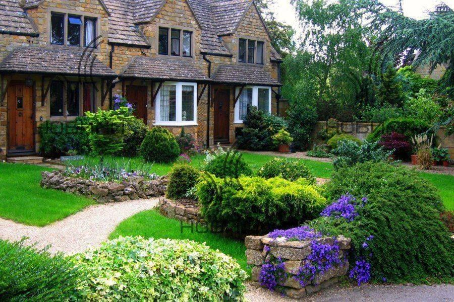 Английские сады: особенности создания ландшафтного дизайна в английском стиле, фото интересных идей :: syl.ru