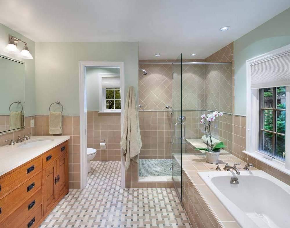 Бюджетный дизайн ванной (58 фото): варианты эконом-дизайна ванной комнаты. правила оформления