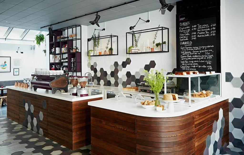Дизайн интерьера кафе: 5 советов
