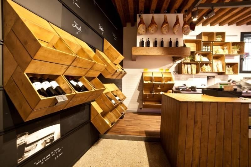 Дизайн магазина: особенности разработки интерьера
