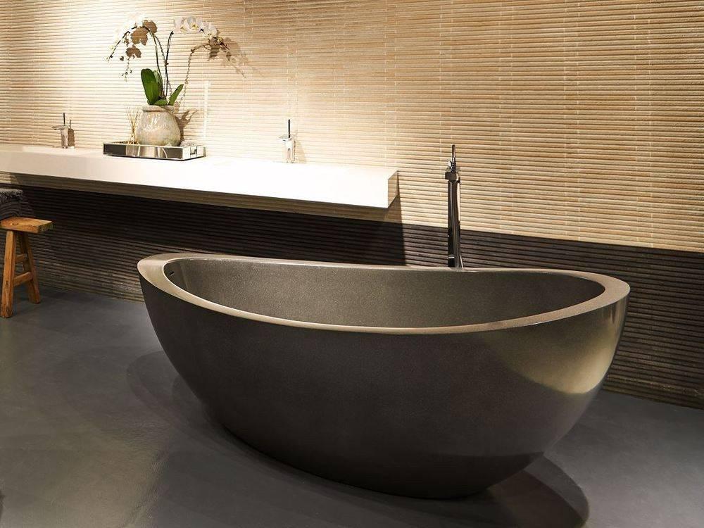 Цвет ванной комнаты: выбираем идеальное решение