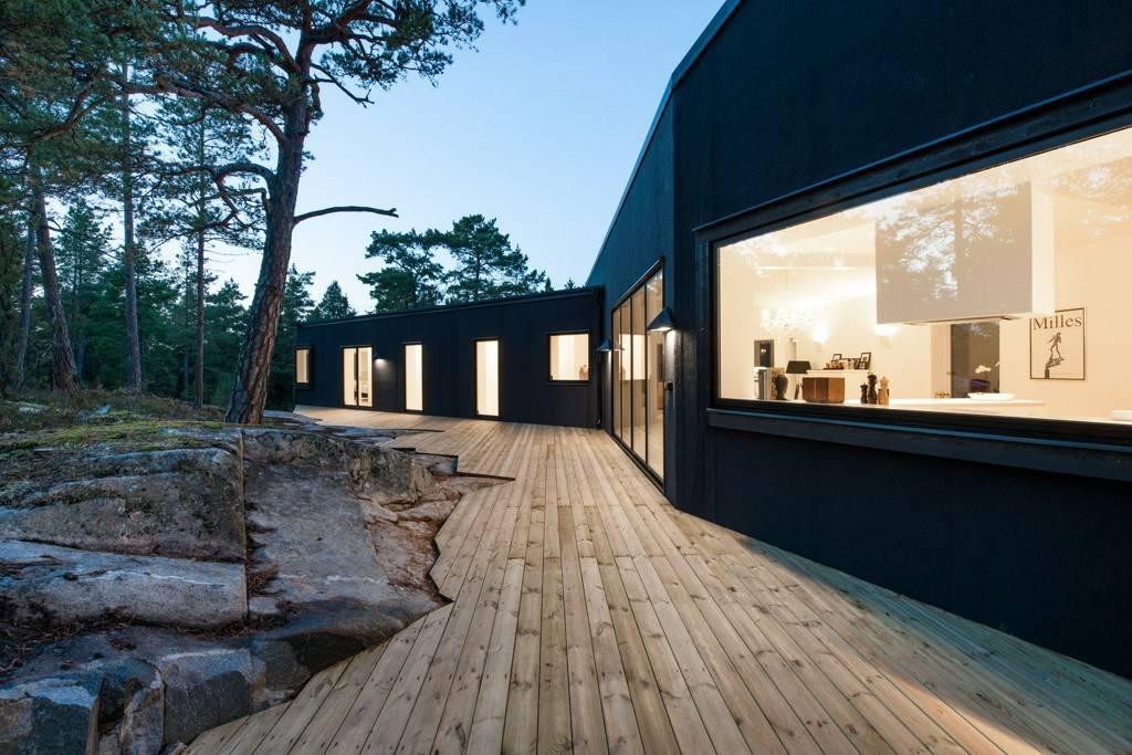 Как оформить участок в скандинавском стиле: хитрости дизайнеров