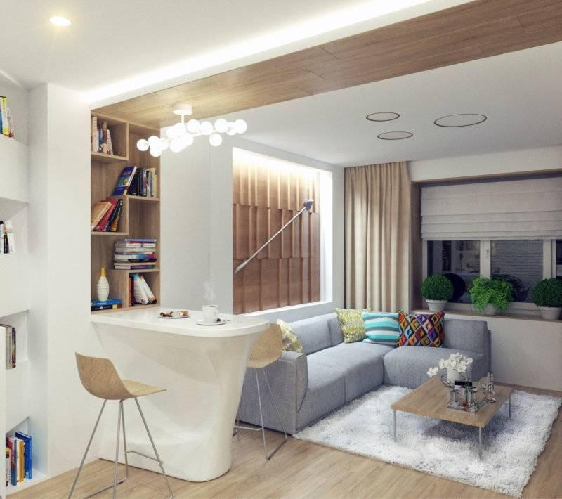 Идеи зонирования гостиной — современные решения и практическое руководство по созданию зон в дизайне интерьера (105 фото)