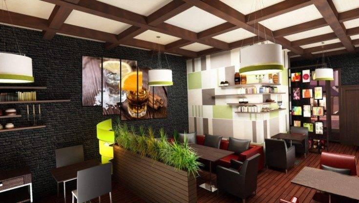 Создаем дизайн кафе, который привлечет посетителей