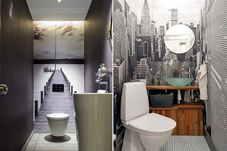 Дизайн туалета 2020: 100 фото-идей современного интерьера