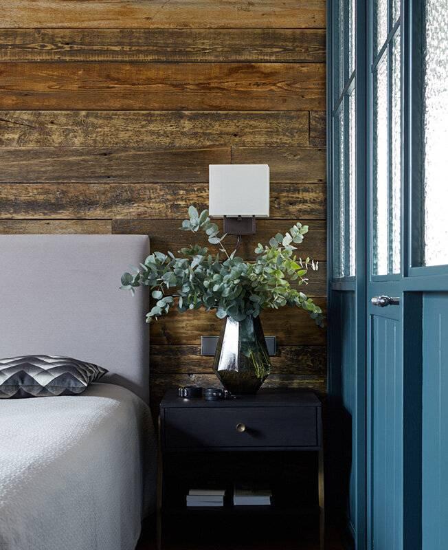Отделка стен деревом или старые доски в интерьере - самстрой - строительство, дизайн, архитектура.