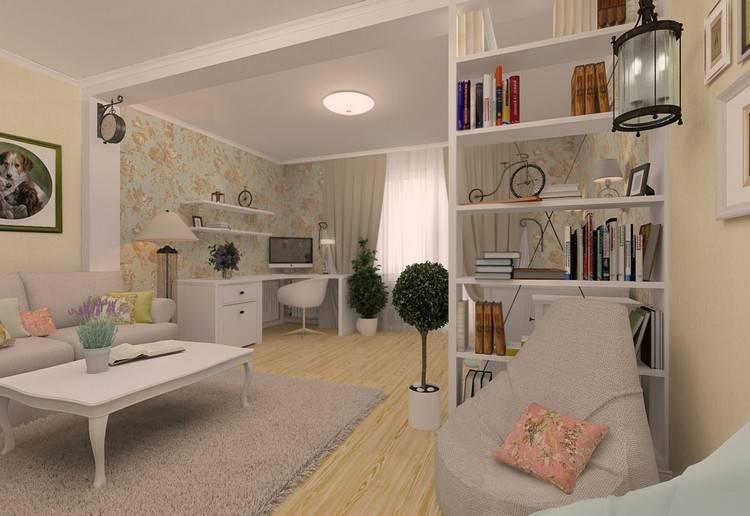 Особенности планировки гостиной