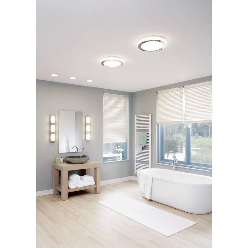 5 способов создать уютное освещение в ванной комнате с натяжным потолком