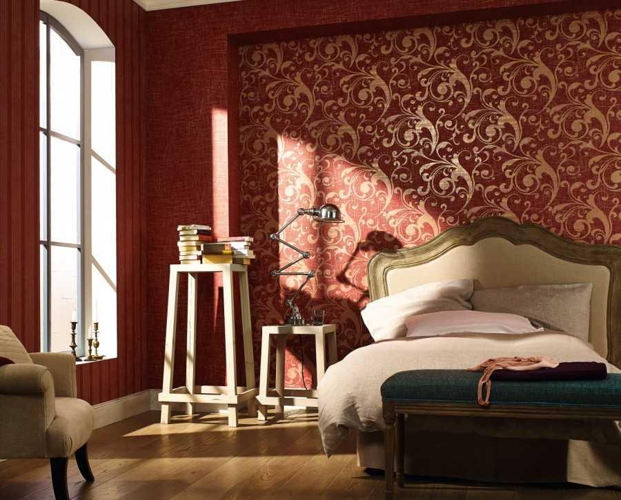 Обои для маленькой спальни (56 фото): как выбрать дизайн обоев? фотообои в небольшой спальне. какой цвет увеличивает пространство?