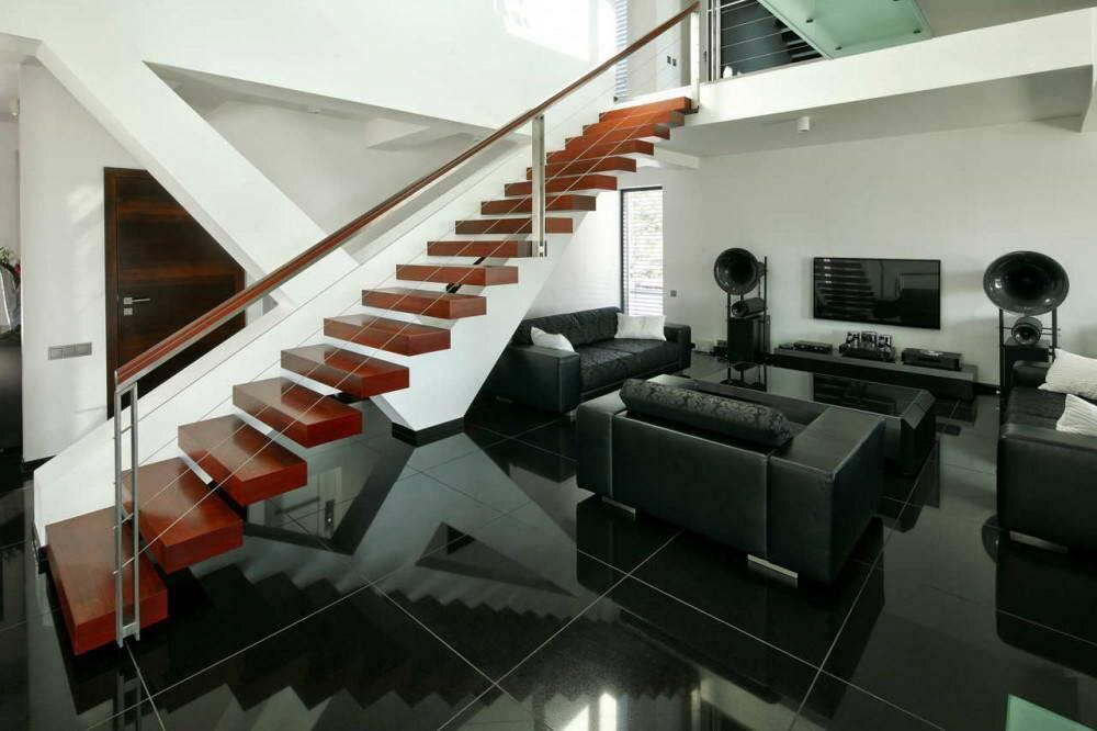 Советы по выбору дизайна интерьера проходной гостиной