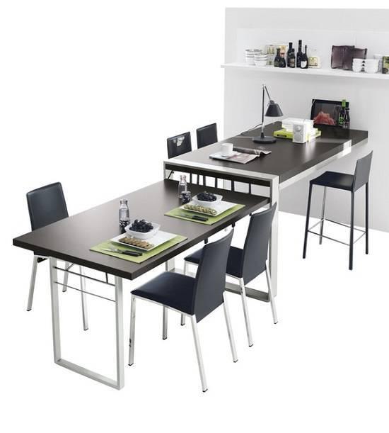 Дизайн кухни-студии с барной стойкой (58 фото): интерьер квартиры с барной стойкой