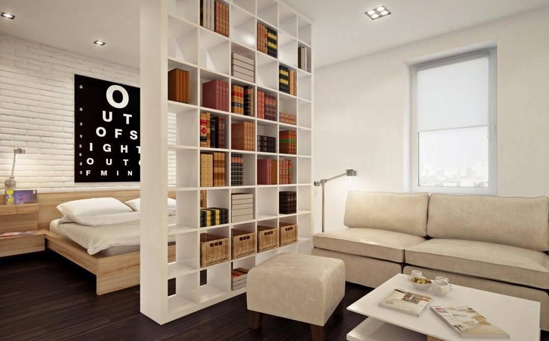 Зонирование гостиной: способы и идеи дизайна