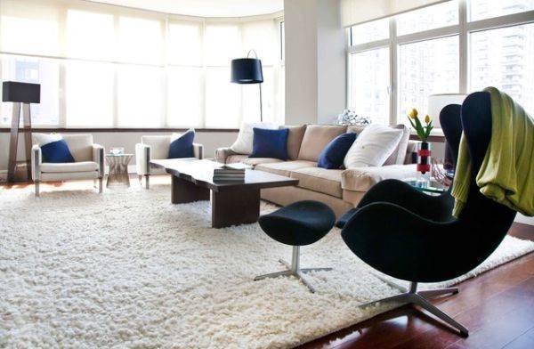 Кресла в гостиную: разновидности и критерии выбора