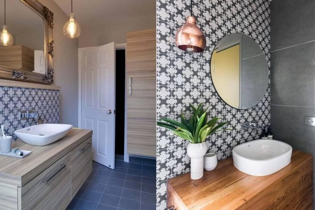 Интерьер ванной комнаты — 105 фото красивых идей дизайна и создание идеального оформления
