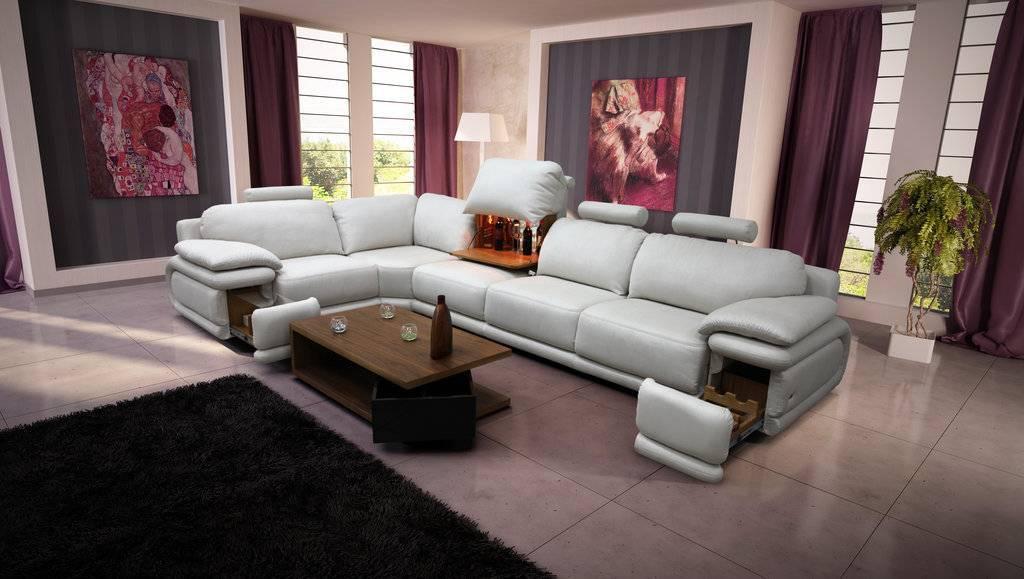 Диван в гостиную (107 фото): большие диваны в зал, стильные, классические и современные модели в интерьере, как выбрать красивую и качественную модель
