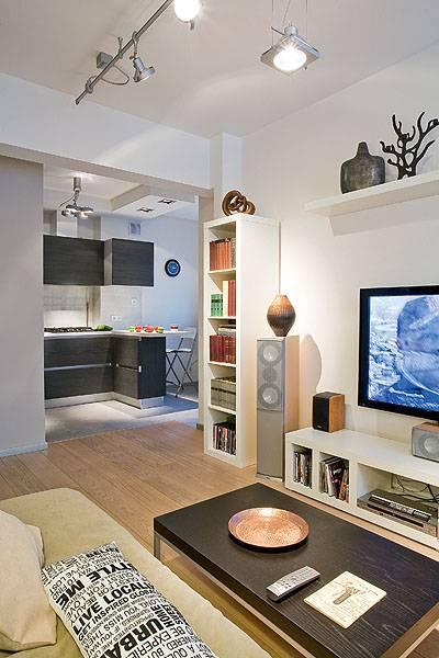 Квартира 40 кв. м.: обзор самых интересных и уютных идей стильного дизайна (90 фото) – строительный портал – strojka-gid.ru